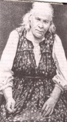 Блаженная Паша Саровская.