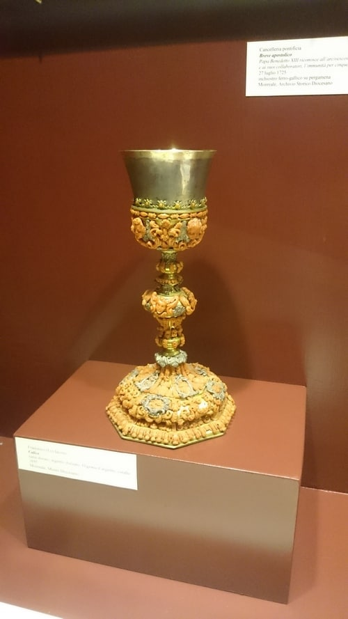 Чаша, музей при соборе