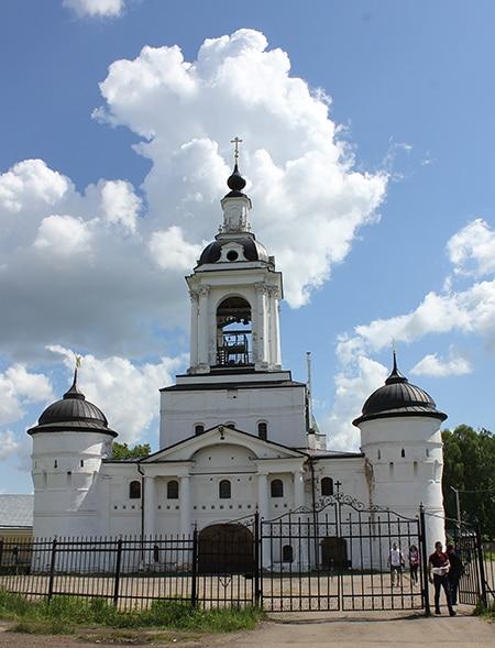 Богоявленский Авраамиев женский монастырь