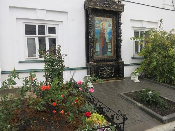 В Свято-Николаевском женском монастыре