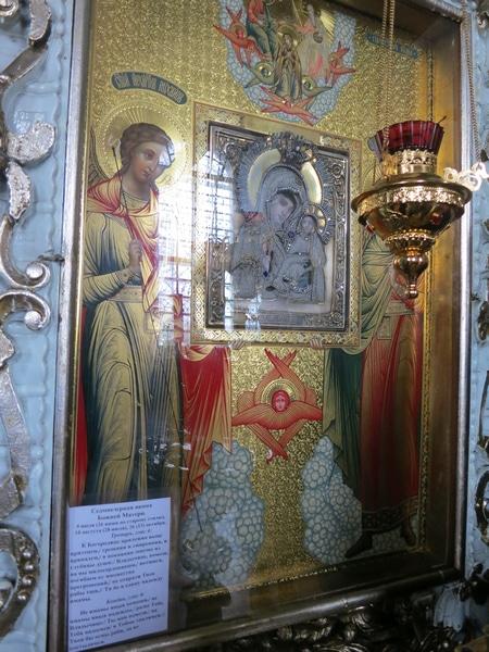 Божией Матери «Одигитрия» Смоленская (Седмиезерная)