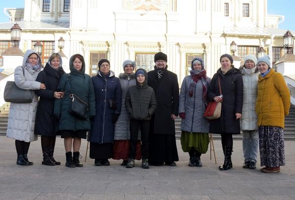 Общее фото у Благовещенского собора