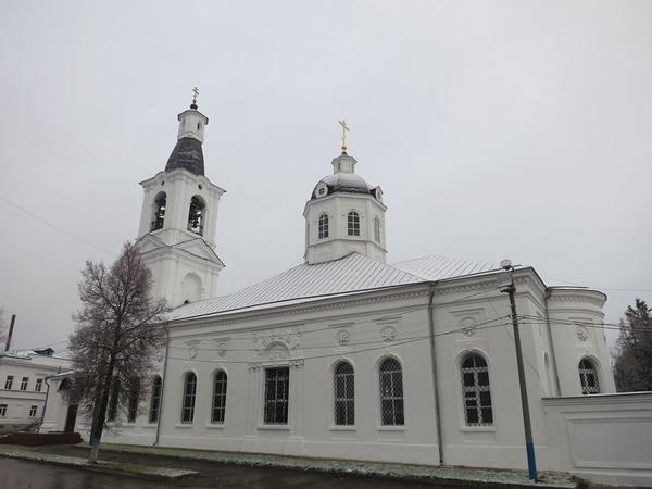 Церковь в честь иконы Божией Матери, именуемой «Живоносный Источник»